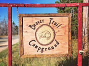 Welcome to Beaver Trail Campground